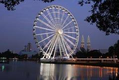 глаз Малайзия Стоковое Фото