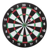 глаз dartboard быков стоковое фото rf