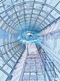 глаз s конструктора иллюстрация вектора