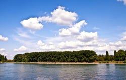 глисты взгляда гавани Стоковое Фото