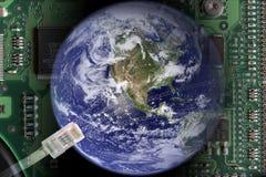 глобализация Стоковые Фотографии RF