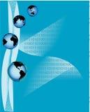 глобальная вычислительная сеть 4 Стоковые Фотографии RF