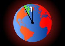глобальное потепление Стоковые Фотографии RF