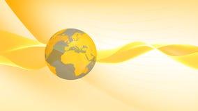 Глобальные сообщения иллюстрация штока