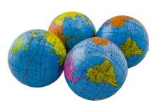 глобусы Стоковое фото RF
