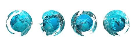 глобусы Стоковые Изображения
