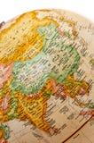 глобус Азии Стоковое Фото
