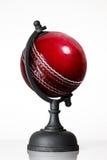 глобус мира balll сверчка стоковая фотография