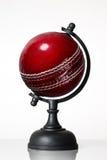глобус мира balll сверчка стоковое изображение