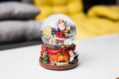Глобус рождества для украшений Стоковая Фотография RF