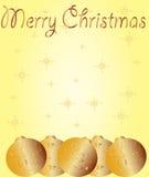 Глобус рождества Стоковые Изображения