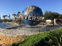Глобус студий Universal, Орландо, FL Стоковое Изображение RF