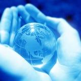 глобус стоковая фотография rf