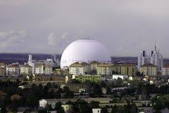 глобус stockholm арены Стоковые Фотографии RF