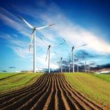 Гловальная сила Eco Стоковая Фотография