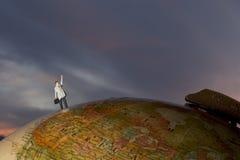гловальное перемещение Стоковая Фотография RF