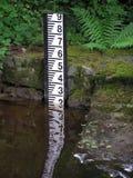 Глубина воды Стоковая Фотография RF