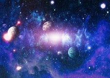 глубокая спираль космоса галактики Элементы этого изображения поставленные NASA бесплатная иллюстрация