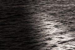 Глубокая темная вода Стоковая Фотография
