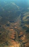 глубокая долина Стоковая Фотография RF