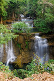 глубокий водопад Таиланда пущи Стоковое фото RF