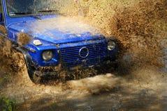 глубокий выплеск грязи Стоковые Фото
