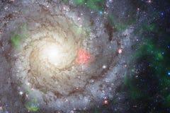 Глубокий космос красоты Идеал фантазии научной фантастики для обоев стоковое фото