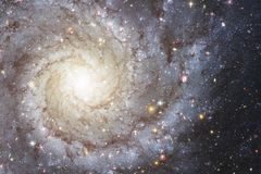 Глубокий космос красоты Идеал фантазии научной фантастики для обоев иллюстрация штока