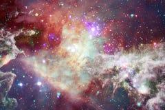 Глубокий космос Фантазия научной фантастики в высоком разрешении идеальном для обоев Элементы этого изображения поставленные NASA стоковое фото