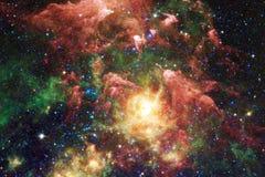Глубокий космос Фантазия научной фантастики в высоком разрешении идеальном для обоев стоковые изображения rf