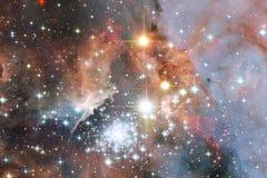 Глубокий космос Фантазия научной фантастики в высоком разрешении идеальном для обоев стоковое фото