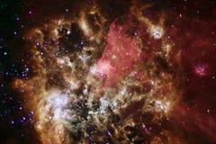Глубокий космос Фантазия научной фантастики в высоком разрешении идеальном для обоев стоковые фото