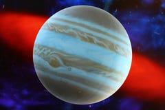 глубокий космос Стоковое Изображение RF