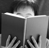 Глубокий читатель Стоковое Изображение RF