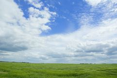 глубокое небо Стоковое фото RF