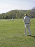 глубоко fielding Стоковое Изображение RF