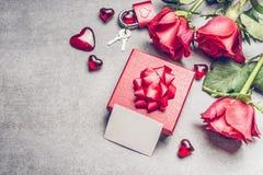 Глумитесь вверх для приветствовать на день матерей, день рождения или день валентинок Стоковые Фотографии RF