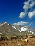 глушь горы colorado Стоковое Изображение