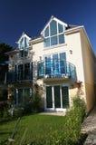 глянцеватое дома новое стоковые изображения rf