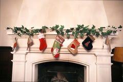 Гнезда рождества стоковые изображения rf