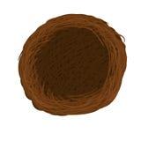 Гнездо вектора Стоковые Изображения RF
