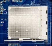 Гнездо процессора материнской платы Стоковые Изображения RF