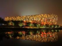 Гнездо птицы (Китай национальное Statium) Стоковое фото RF
