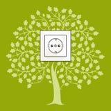 гнездо экологичности Стоковые Изображения RF