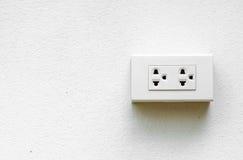 Гнездо электричества Стоковое Фото