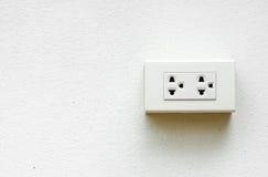 Гнездо электричества Стоковое фото RF