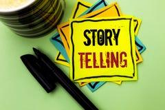 Говорить рассказа сочинительства текста почерка Смысл концепции говорит или пишет доле рассказов личные опыты написанные на липко стоковые изображения