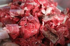 Говядина и мясо Стоковое Фото