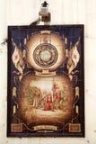 Годовщина 500 открытия мозаики Америки в Salta, Аргентине стоковое изображение rf