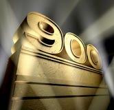 годовщина 100 9 Стоковое фото RF